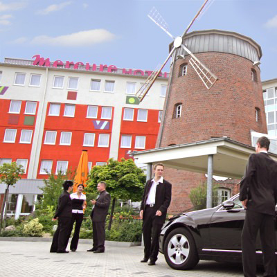 Hotel Mercure Halle